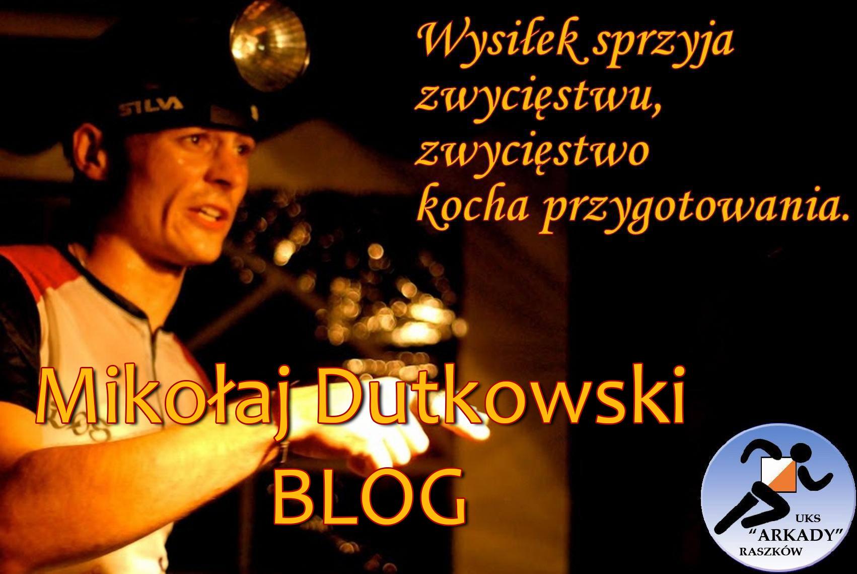 Mikołaj Dutkowski - blog